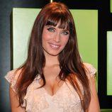 Pilar Rubio sonríe a cámara durante la presentación de la temporada 2009-2010 de laSexta