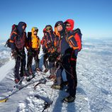 En el Mont Blanc