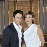 Sandra Barneda y Alberto Herrera