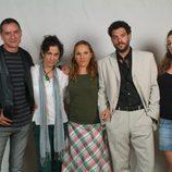 Elenco de actores de 'El síndrome de Ulises'