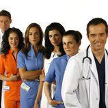 Reparto de la serie de Antena 3 'CLA. No somos ángeles'