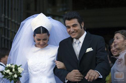 La boda de Paquirri y Carmina Ordóñez