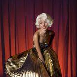 Mel es Marilyn Monroe
