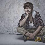 Luke Pasqualino de la serie 'Skins'