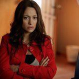 Adriana (Natalia Verbeke) en un capítulo de 'Doctor Mateo'