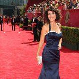 Lisa Edelstein en los Emmy 2009