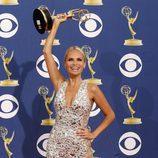 Kristin Chenoweth en los Emmy 2009