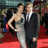 Jennifer Carpenter y Michael C. Hall