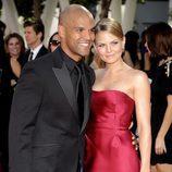 Amaury Nolasco y Jennifer Morrison