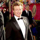 Simon Baker en los Emmy 2009