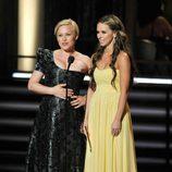 Patricia Arquette y Jennifer Love Hewitt