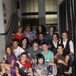 El equipo de la cuarta temporada de 'FoQ'
