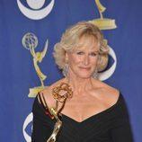 Glenn Close en los Premios Emmy