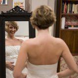 Blanca se viste de novia
