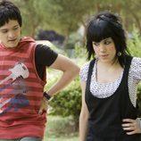 Gorka y Paula en 'FoQ'