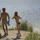 Gorka y Cabano desnudos