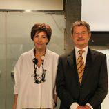 Regina Knaster y Heinrich Joos, ayudantes de 'El Aprendiz'