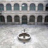 Fuente del patio