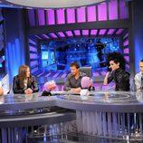 El grupo de música Tokio Hotel en 'El Hormiguero'