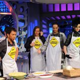 Tokio Hotel cocina con Pablo Motos