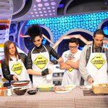 Tokio Hotel cocinando