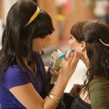 Escena de un capítulo de la serie para adolescentes