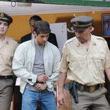 Félix Gómez es Rafael Escobedo en 'El crimen de los marqueses de Urquijo'