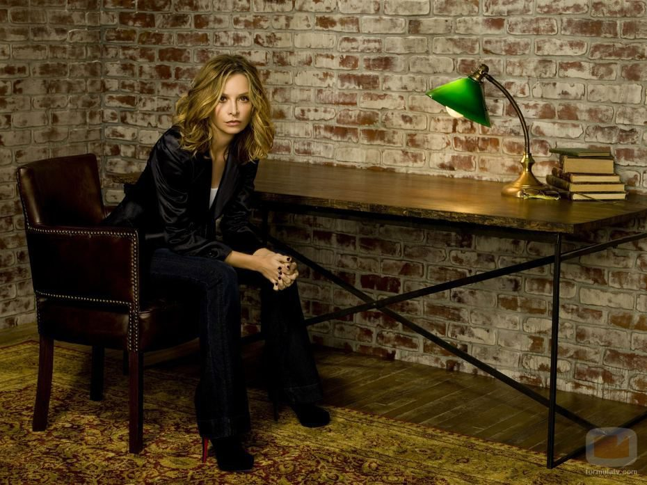 Calista Flockhart en 'Brothers and Sisters'