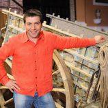 Santiago Cadahía en 'Granjero busca esposa'