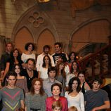 Foto de familia de 'El internado'