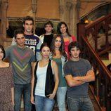 Los jóvenes de la sexta temporada de 'El internado'