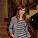 Marta Hazas en la presentación de 'El internado'