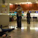 Tiroteo en el aeropuerto de Barajas