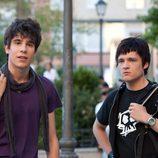 Javier Calvo y Adam Jezierski