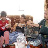 Álex Barahona, Carlos Rodríguez y Antonio Gil en 'El Gordo'