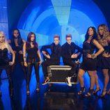 The X Factor 2009: Grupos