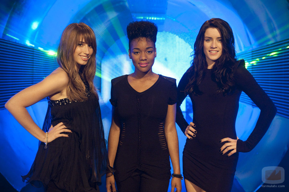 The X Factor 2009: Chicas