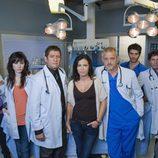 Protagonistas de 'Hospital Central'