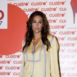 Vicky Martín Berrocal durante la presentación de 'Supermodelo 2007'