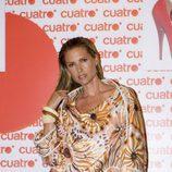 Judit Mascó posa en la presentación de 'Supermodelo 2007'