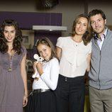 La familia Nieto en 'Padres'