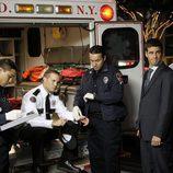 Eddie Cahill es Don Flack en 'CSI: Nueva York'