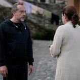 Gonzalo de Castro en una de las escenas de 'Doctor Mateo'