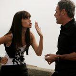 Ana, enfadada con Tom