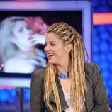 Shakira en su aparición en 'El Hormiguero'
