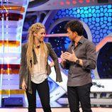 Shakira habla con Pablo Motos en 'El hormiguero'