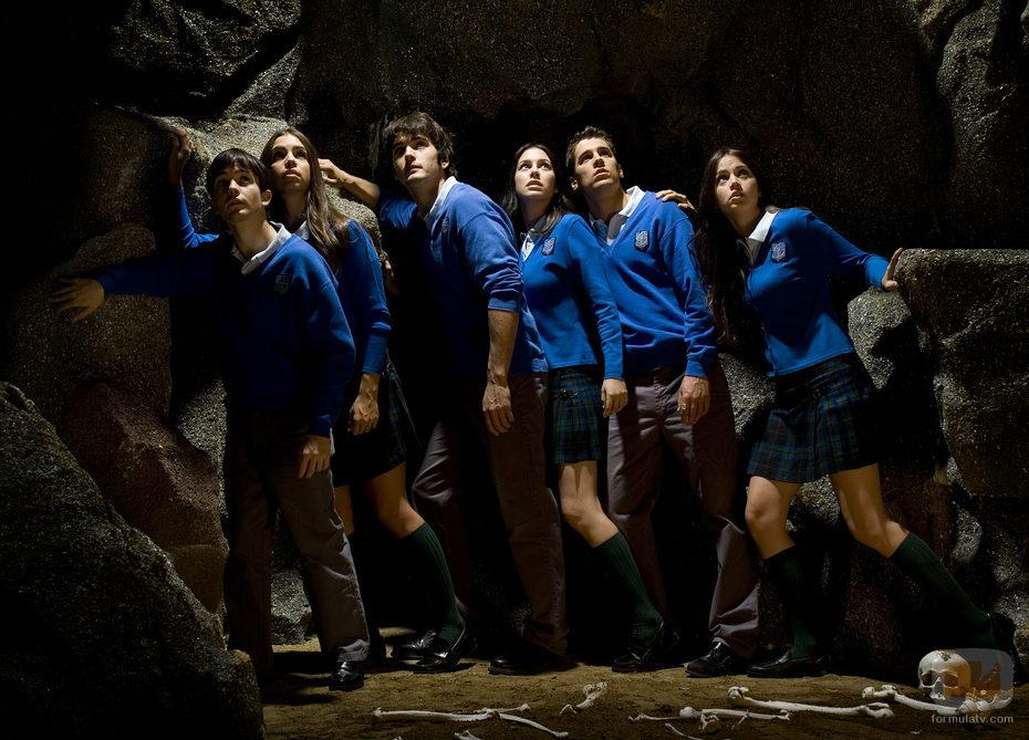 Sexta temporada de 'El Internado'