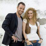Elena Ballesteros y Carles Francino