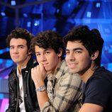 Jonas Brothers en 'El hormiguero'
