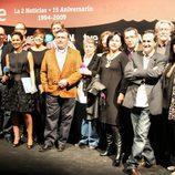 Fiesta 15 Aniversario de 'La 2 Noticias'